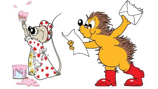 Snuffles & Daisy